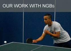 Work with NGBs